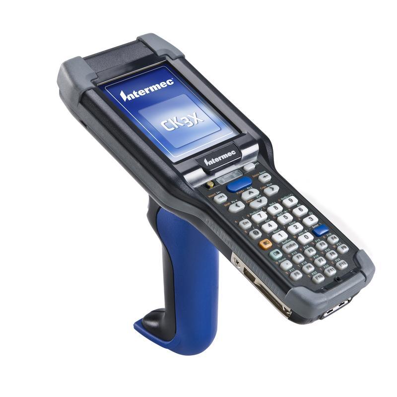 CK3X Numeric Handheld Computer with Handle